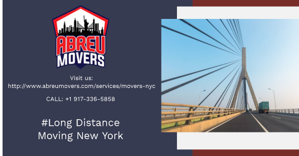 long distance moving new york